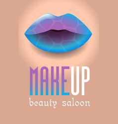 Beauty salon 4 vector