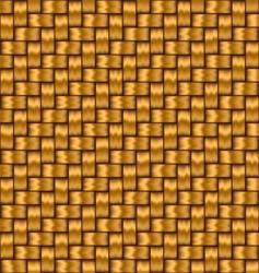 seamless woven texture vector image vector image