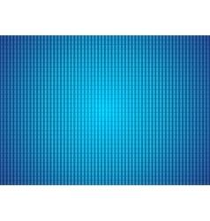 tv blue screen vector image