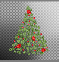 Christmas tree concept eps 10 vector