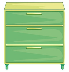 Drawers vector image