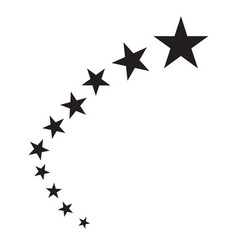 star icon star design tattoos vector image