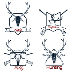 Hunter3 vector image