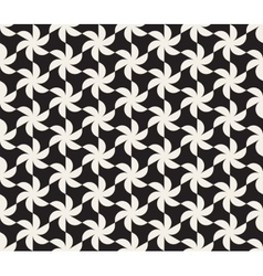Seamless Triangular Lattice Pattern vector