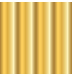 Gold texture seamless pattern wave vector image