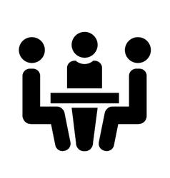 Conference - Icon vector