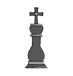 bishop chess icon image vector image vector image