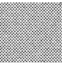 black and white mottled pattern melange texture vector image