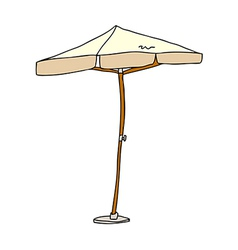 A view of parasol vector