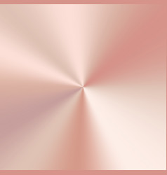 conical metal gradient vector image