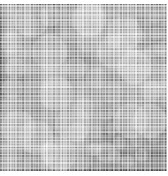 halftone background dotted abstract texture vector image