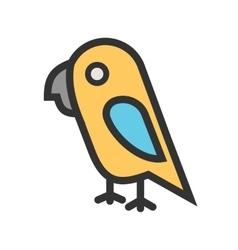 Pet Parrot vector