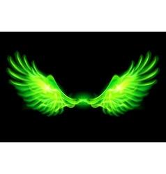 Fair wings Green 01 vector