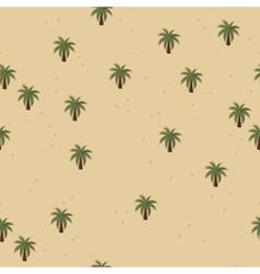 Pattern summer vector image