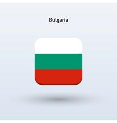 Bulgaria flag icon vector