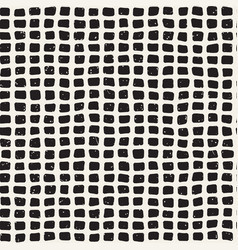 seamless geometric pattern hand-drawn vector image