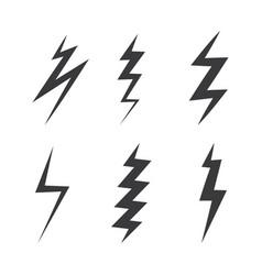 Bolt icon design vector