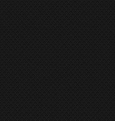 Black seamless pattern design background texture vector image