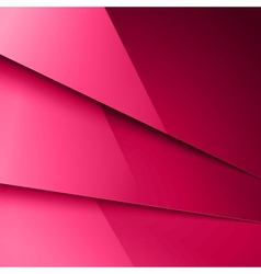 Abstract background with purple metal layers vector