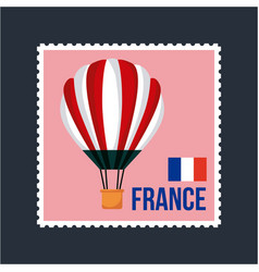 happy bastille day france vector image