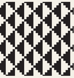 Seamless geometric ethnic pattern simple abstract vector