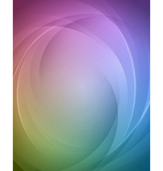 Abstract light vector image vector image
