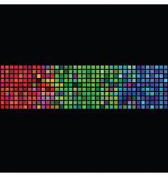 digital display vector image vector image