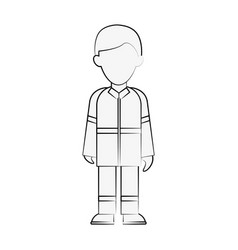 Paramedic emergency assistant vector