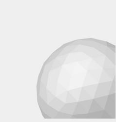 Ball corner vector