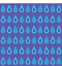 Drops Pattern vector image
