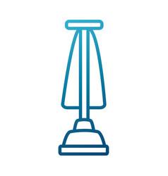 Hoover vacuum cleaner vector