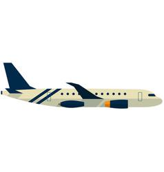 Plane icon aircraft jet vector