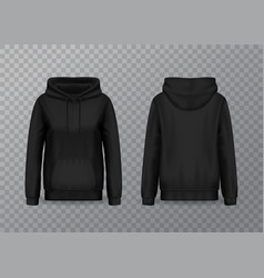 women hoody or 3d pullover hoodie for woman vector image