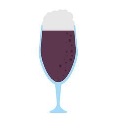 sweet soda cup vector image