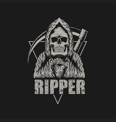 Ripper style vector
