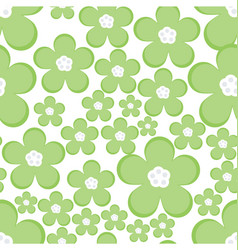 abstract paint seamless pattern vector image