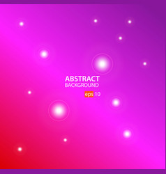 abstract background with red pink and purple vector image