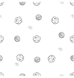 hand drawn sketches vector image