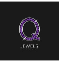 Letter Q logo vector