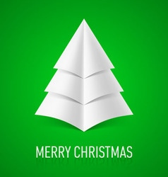MERRY CHRISTMAS Corner paper 10 vector