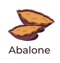 Abalone vector