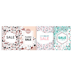 Set templates for sale vector