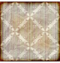 floral wallpaper vector image vector image