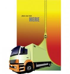 transport background vector image