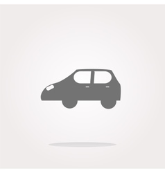 Car Icon Car Icon Car Icon Object Car vector image vector image