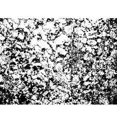 Grunge texture crumpled vector image
