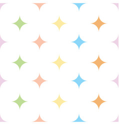 Seamless stars and sky seamless pattern vector