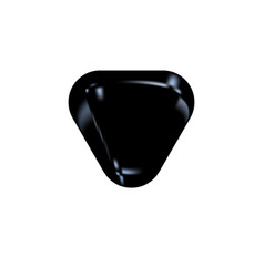 motorcycle saddle icon in black and white style vector image