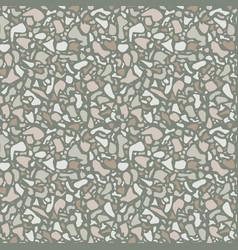 Terrazzo background texture seamless vector