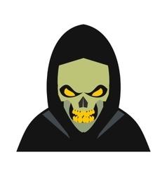 Skeleton icon flat vector image
